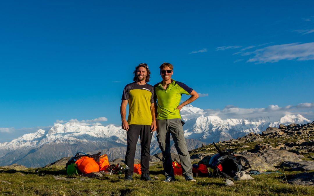 Antoine Girard et Damien Lacaze, une expédition extrordinaire au Pakistan !