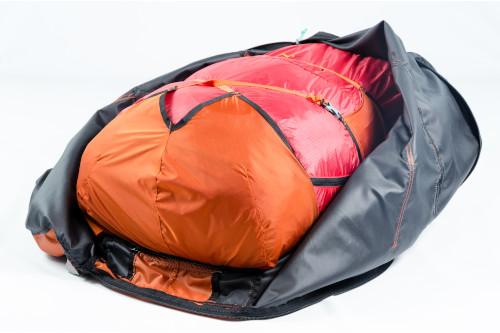 Protection interne étanche de la voile contre la transpiration