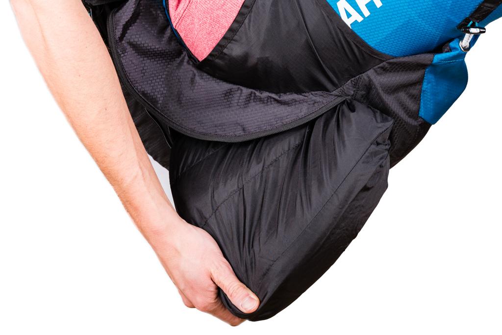 Foam bag of 10cm