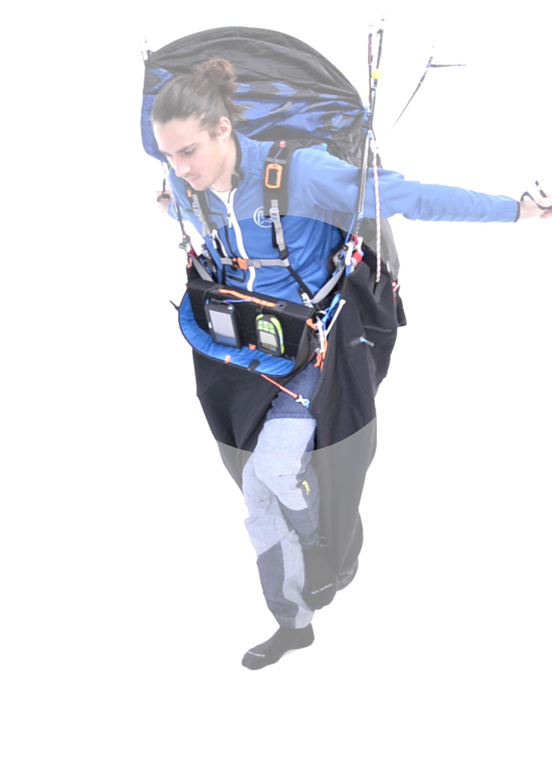 Reflection on the forgotten attachment in paragliding   Kortel design