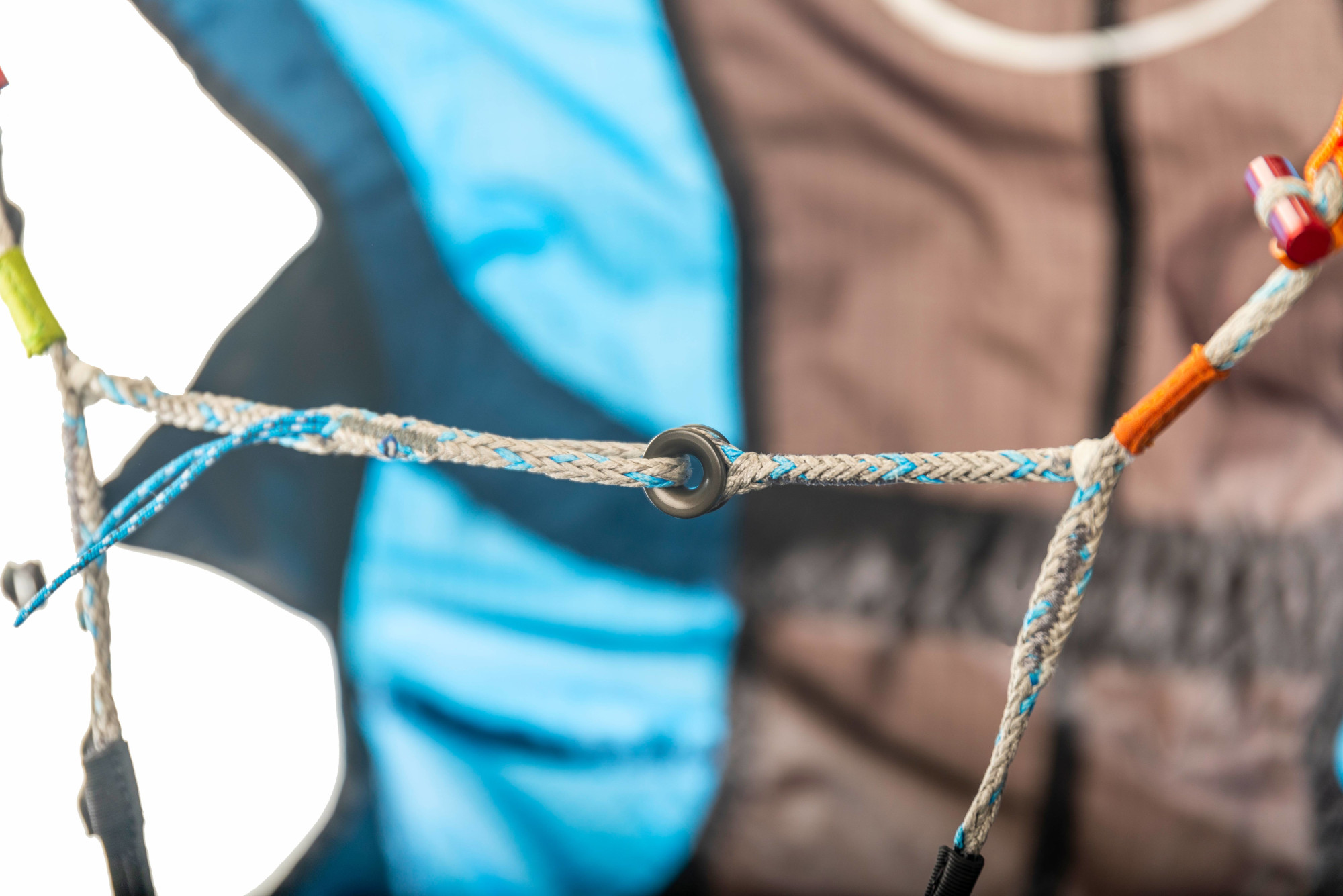 Adjustable chest strap