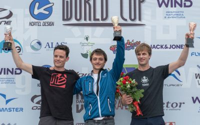 Baptiste LAMBERT wins the Chinese stage of the World Cup!