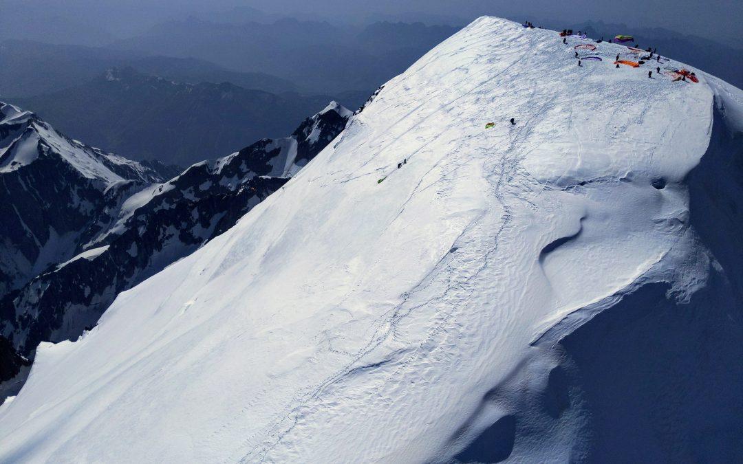 Mont Blanc 2019