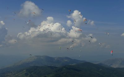 16th Paragliding World Championships in Macedonia