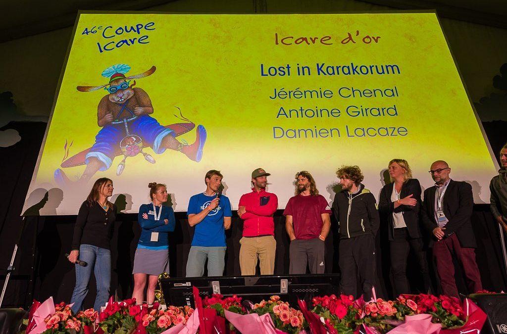 """Lost in Karakorum"", grand vainqueur des Icares du Cinéma 2019"