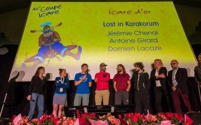 """""""Lost in Karakorum"""", ganadora del premio Icares du Cinéma 2019"""