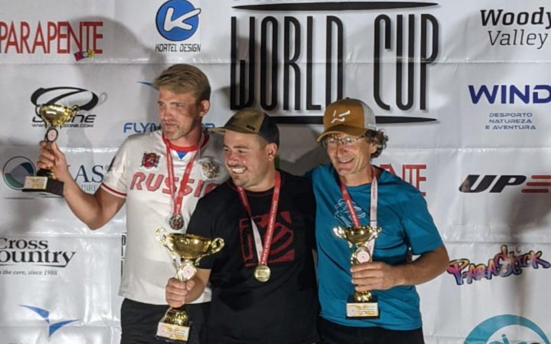 Stéphane DROUIN sur le podium de la PWC Turquie